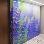 Digitally Printed Wall